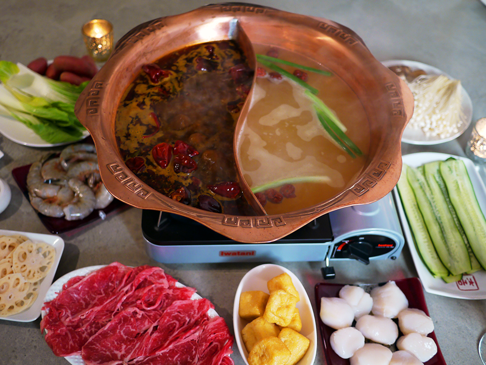 Sichuan Hot Pot From Scratch