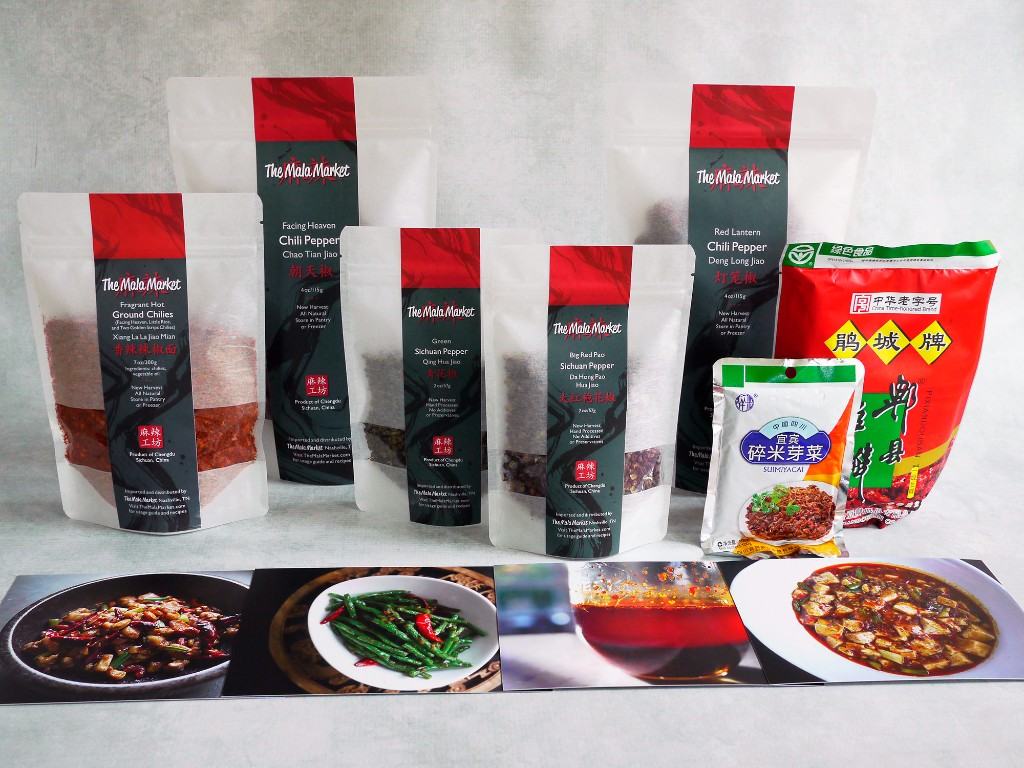 Mala Market pantry collections