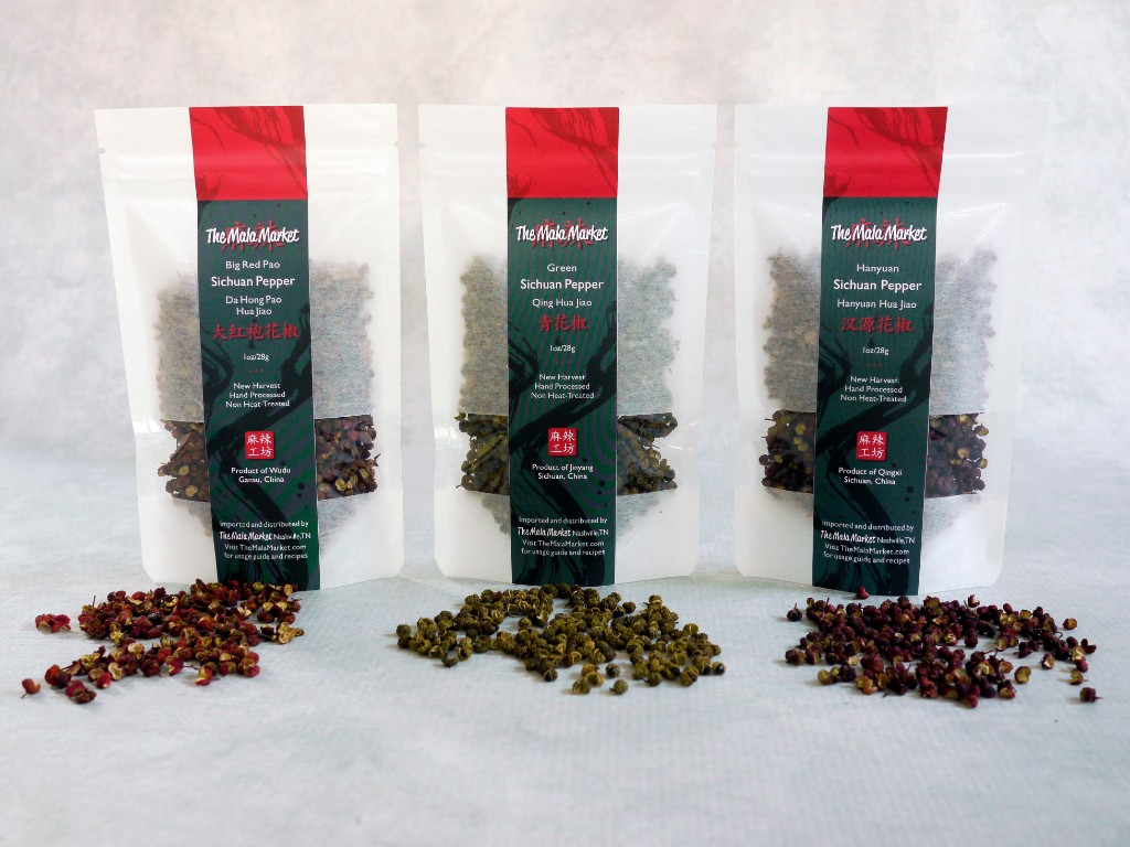 Sichuan Pepper Sampler