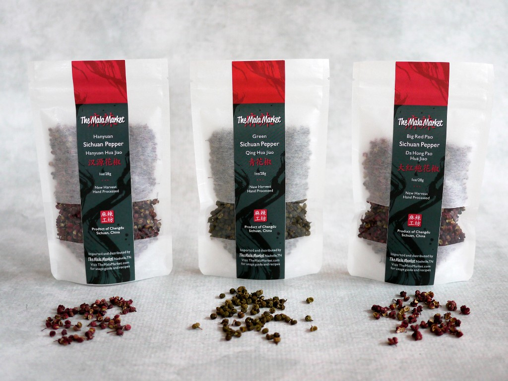 The Mala Market's Sichuan Pepper Sampler