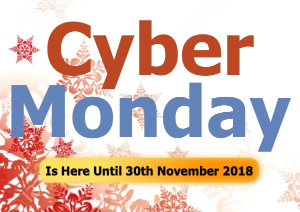 Blue Edge Crafts Cyber Monday Specials