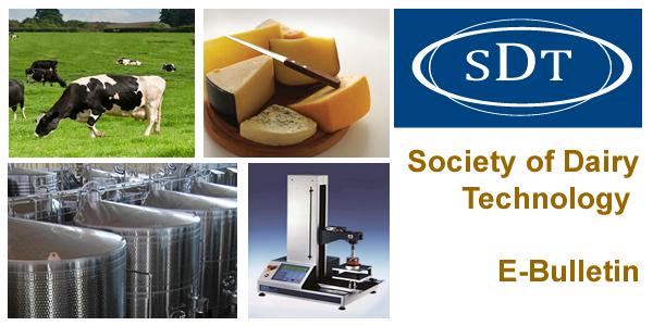 Society of Dairy Technology E-Bulletin