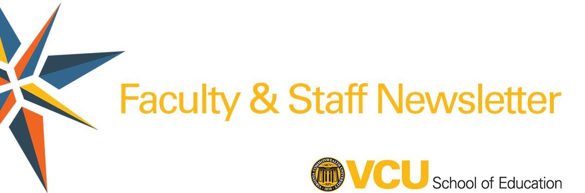 Student Newsletter - VCU School of Education