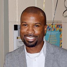 Headshot of Dr. LaRon Scott.