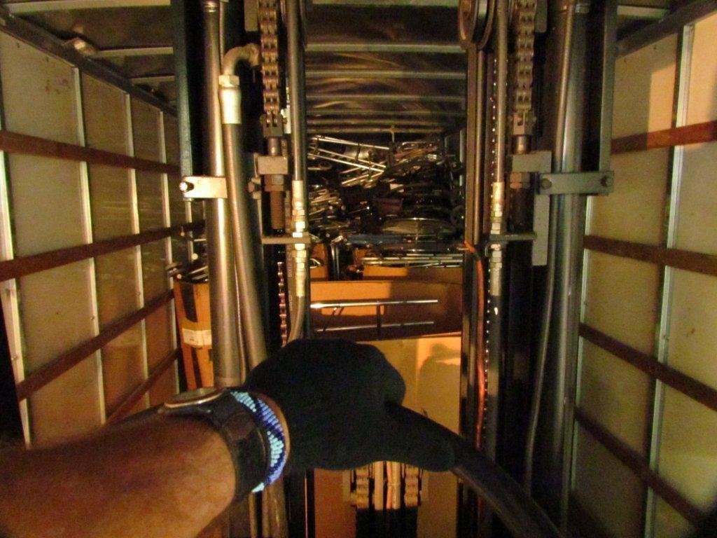 Loading a box truck in Philadelphia
