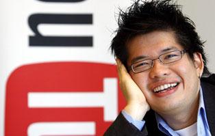 YouTube co-founder Steve Chen