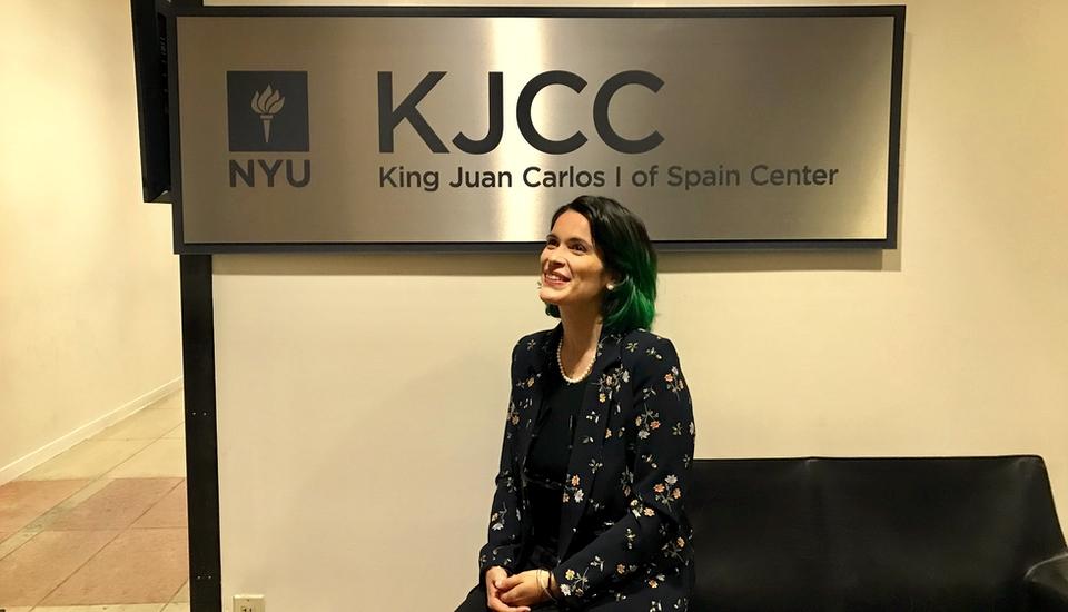 Cristina Pato - KJCC at NYU