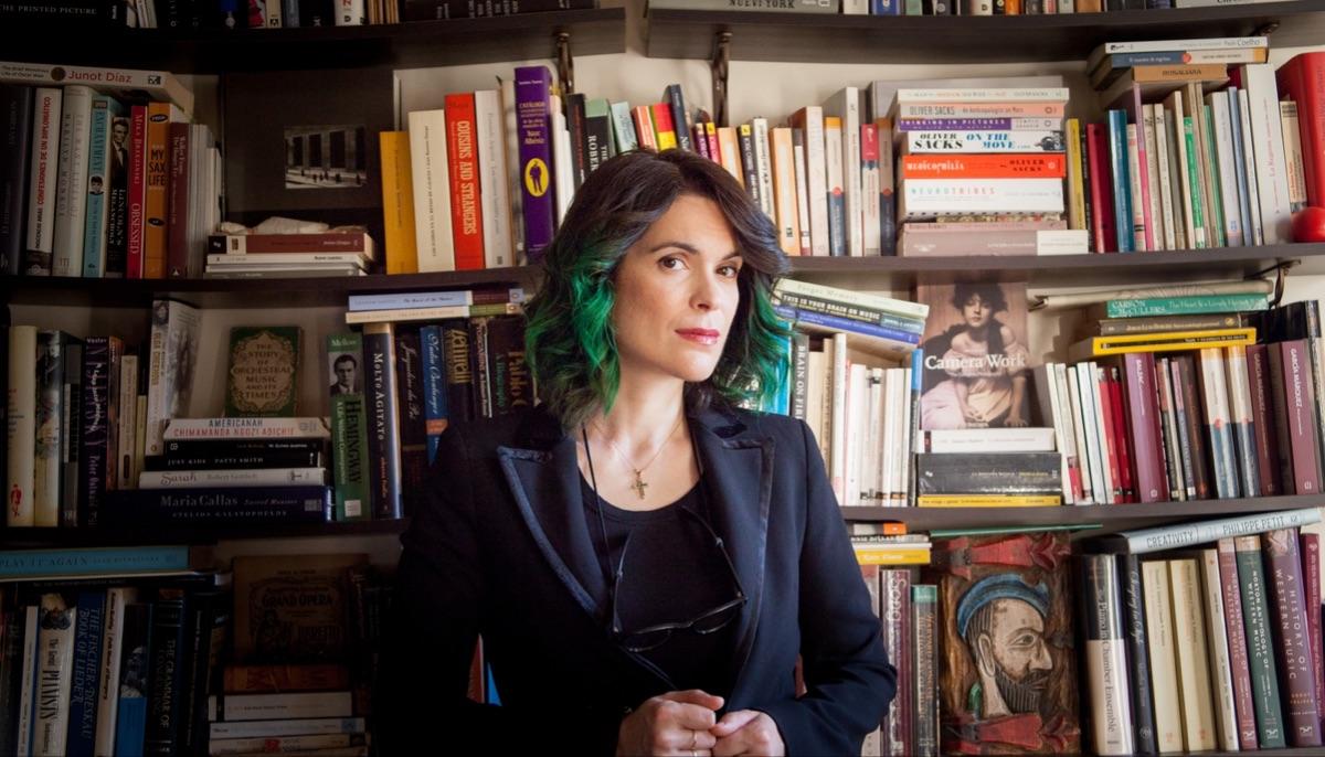 Cristina Pato - writer