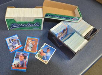 Baseball Collector Cards