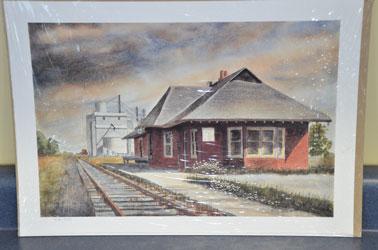 Hensall Train Station