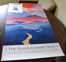 Trans Canada Poster