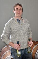 Maelstorm Winery, Huron County's first winery, to be showcased at Conservation Dinner.