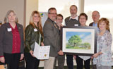 Ausable Bayfield Conservation announced the winner and presented the award at the annual conservation awards evening held at Ironwood Golf Club, east of Exeter, on Thursday, March 17, 2016.
