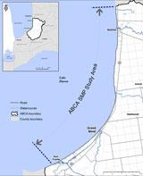 Shoreline Management Plan Study Area