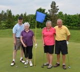 August 29 is charity golf tournament for trail.