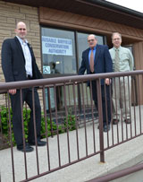 Government of Canada improves accessibility in Ausable Bayfield watersheds
