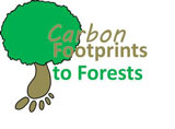 Carbon Footprints to Forests Program - New Website with Carbon Calculator