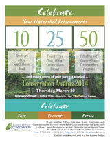 You are invited to Conservation Awards