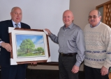 Peter Darbishire honoured as Conservationist of the Year