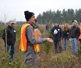 Trees Ontario tour visits Ausable Bayfield watersheds for first time