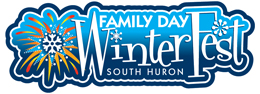 Family Day WinterFest South Huron is on the Holiday Monday in February.