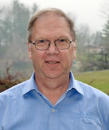 Alec Scott, Water and Planning Manager, Ausable Bayfield Conservation
