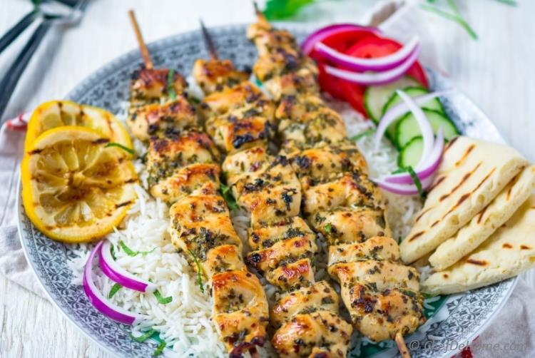 Greek Kabob