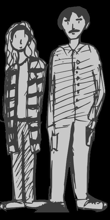 PRA couple
