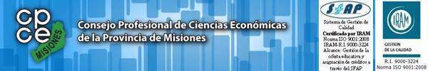Logo CPCE Misiones Cursos