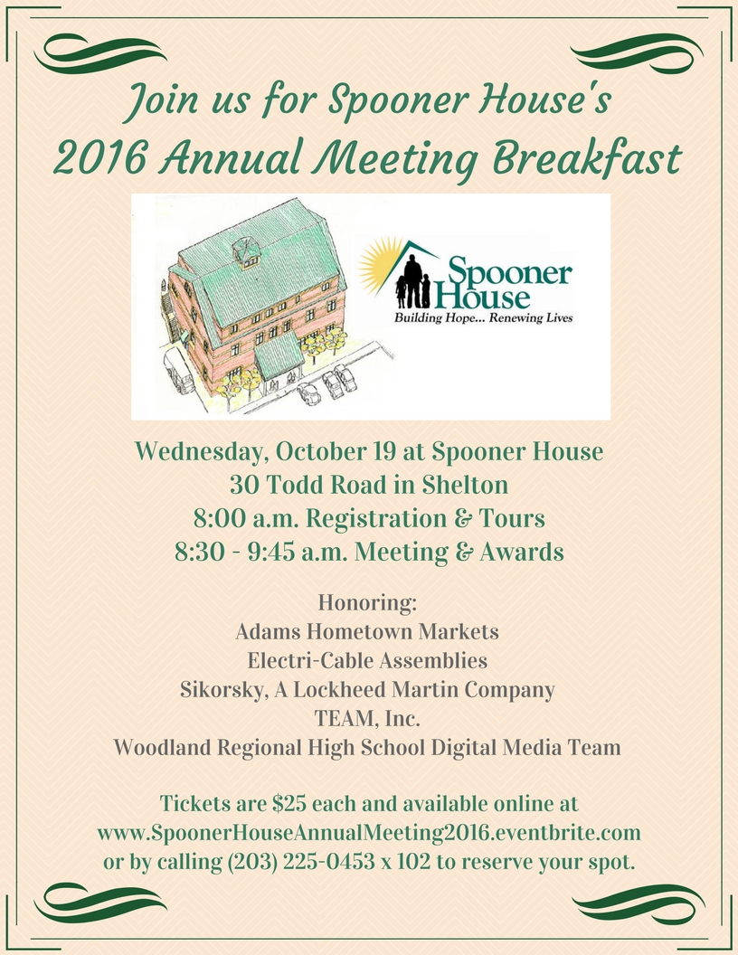 Annual Meeting Invitation Image