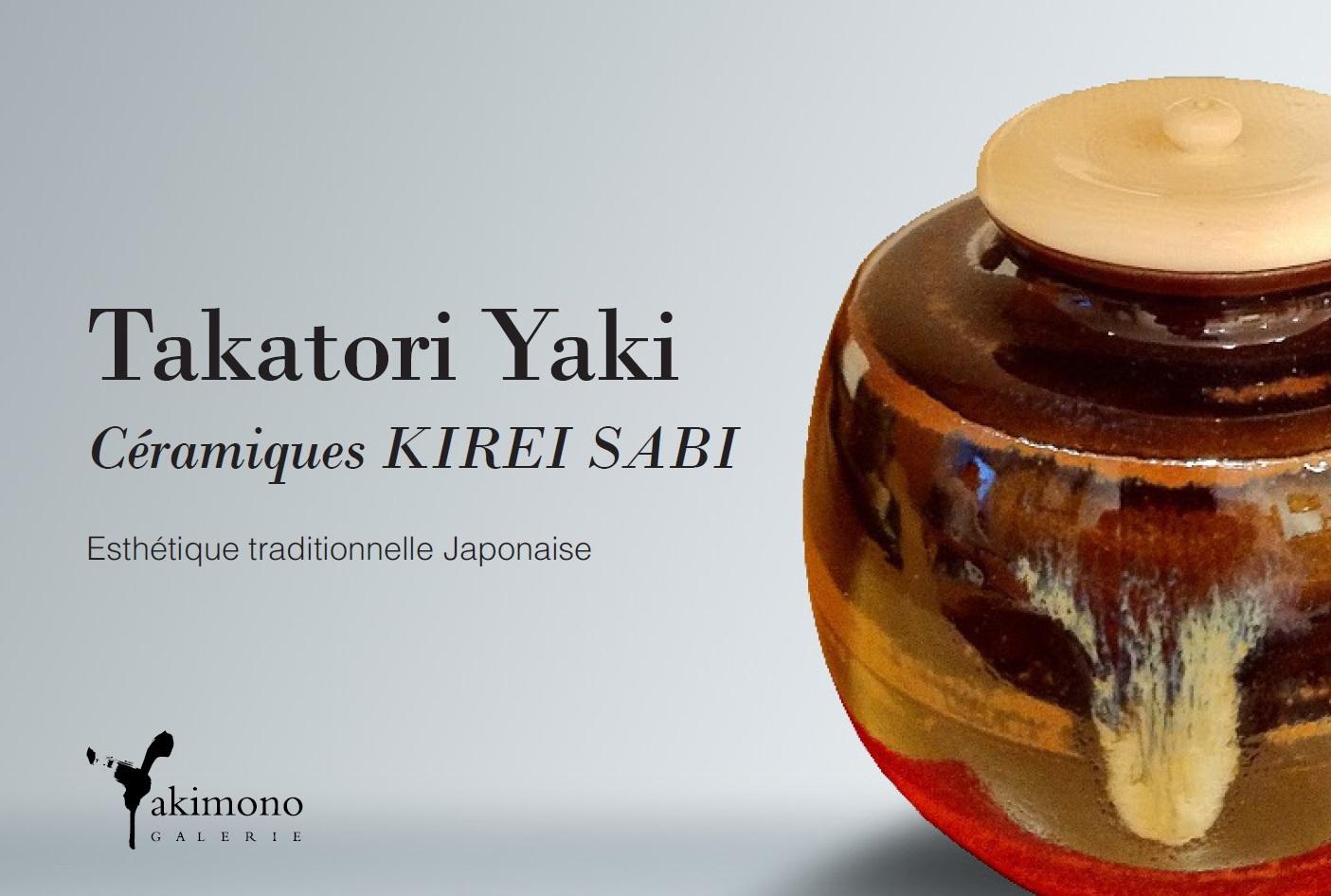 Exposition TAKATORI YAKI