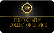VIP Photography Collector Service