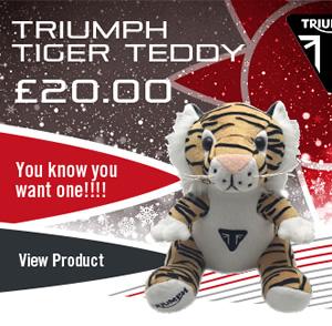 Triumph Tiger Teddy