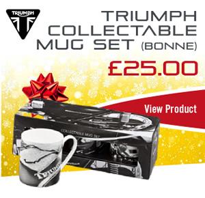 Triumph collectable mug set (Bonne)