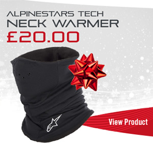 Alpinestars tech neck warmer