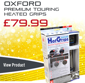 Oxford Premium Touring Heated Grips
