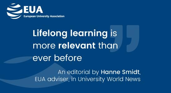 Hanne Smidt Lifelong Learning Editorial