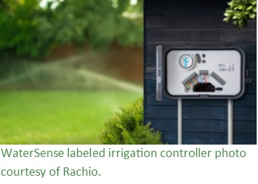 Rachio irrigation controller
