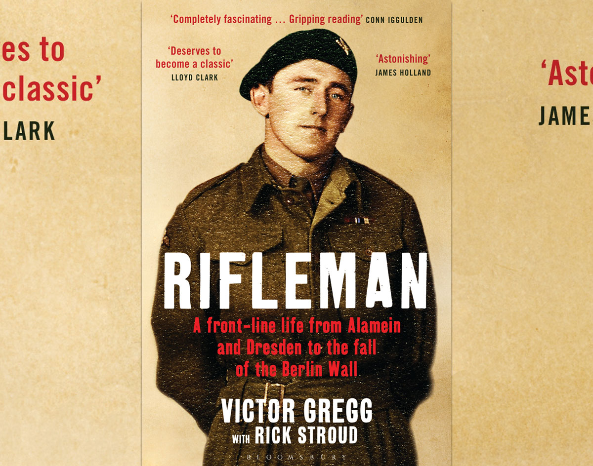 Rifleman book cover