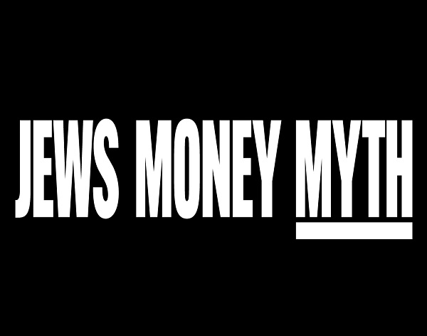 Jews Money Myth graphic