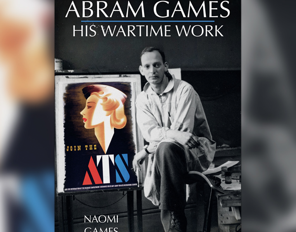 Book cover for Abram Games: His wartime work