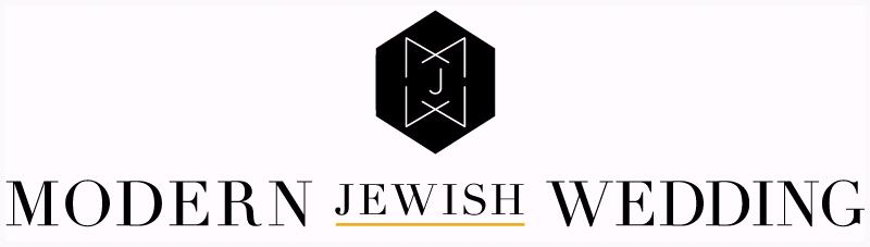 Modern Jewish Wedding
