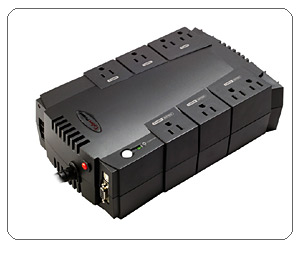 UPS Surge Protector and Power Supply