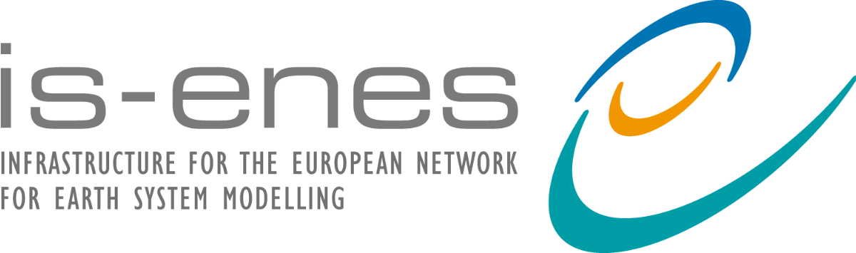 European Network for Earth System Modelling (ENES) e-infrastructure project
