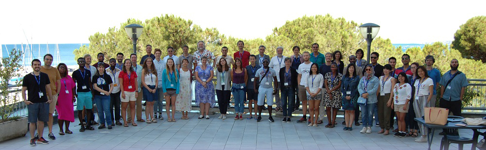 ICTP-CLIVAR Summer School Group Photo