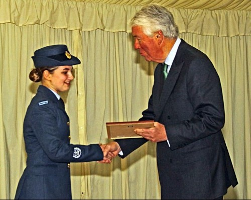 Appointment of Norfolk's Lore-Lieutenant's cadets