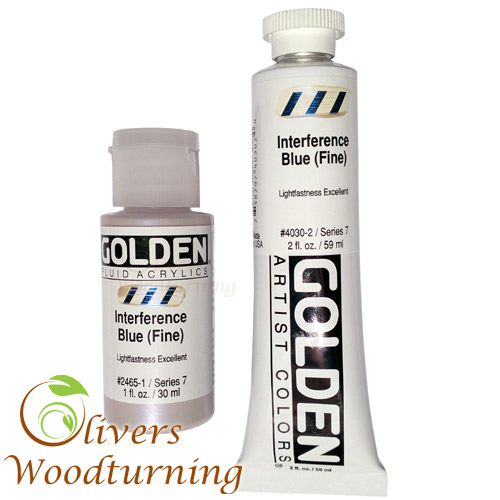 Golden Artist Colors Interference Acrylic Colours