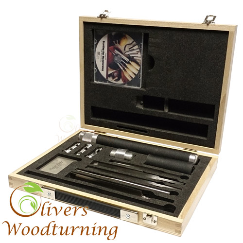 SOV-67DBS Sovereign 6 Piece Turning Tool Set