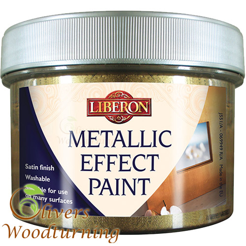 Liberon Metallic Effect Paint