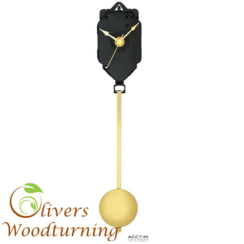 Quartz Pendulum Clock Kit
